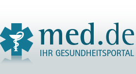 med.de - Gesundheit, Krankheiten, Heilung, Therapie und Pflege